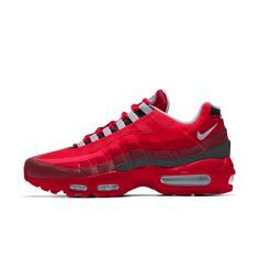 Nike Summer Shoes, Womens Summer Shoes, Mens Fashion Shoes, Sneakers Fashion, Best Sneakers, Sneakers Nike, Air Max 95 Mens, Nike Air Max, Nike Shoes Outfits