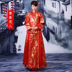 traditional Chinese kimono