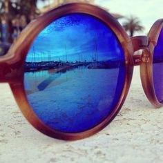 Mr. Boho, can eye wear you on the beach?