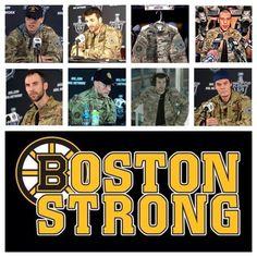 anyone got a better reason to be a Boston bruins fan? Hockey Rules, Hockey Teams, Hockey Stuff, Boston Sports, Boston Red Sox, Dont Poke The Bear, Old Sports Cars, Boston Bruins Hockey, Boston Strong