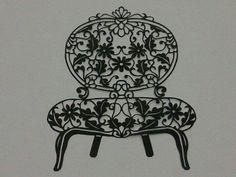Antique chair2