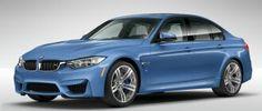 Build Your Own 2015 M3 Sedan