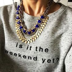 We love this version of the Sutton Necklace! #StelladotStyle www.stelladot.com/allisonmaxwell