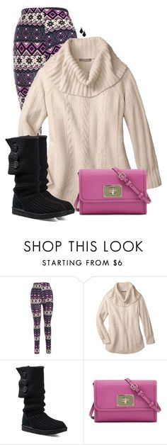"""""""Ugg Classic Cardy Tall Boots"""" by sherbear1974 ❤ liked on Polyvore featuring Smartwool, UGG, Cole Haan and Kendra Scott"""