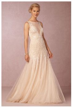 JOSINA GOWN BY BHLDN.