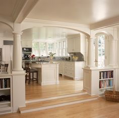 i need this kitchen in my life