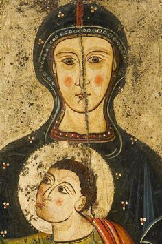 Icono Virgen con Niño