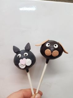Cakepops, Katze, Hund, Kuchenlutscher, Sweet Table, Candy Bar Cupcakes, Cakepops, Bar, Sweet, Desserts, Cat Cakes, Stick Candy, Birthday Cake Toppers, Goodies