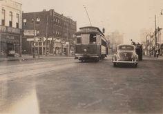 Market Street 1940 Chattanooga, Tennessee