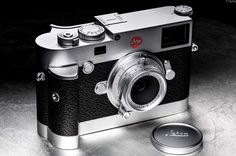 Leica M10 with matching grip