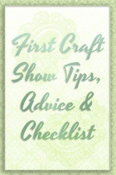 With a little planning ahead, setting up a craft show booth can be really fun and make a big difference to your sales.