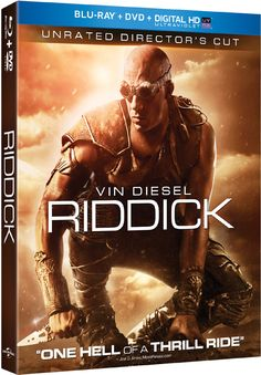 """Win a free Blu-ray and DVD combo pack to """"Riddick"""" starring Vin Diesel courtesy of HollywoodChicago.com! Win here: http://www.hollywoodchicago.com/links/goto/23262/8232/links_weblink"""