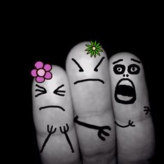 #finger #friend #draw