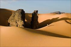 Camminare a piedi nudi sulla sabbia delle dune... Viaggi per non vedenti e per chi vuole esplorare il Mondo con tutti i sensi!