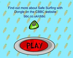 Safe Searching with Dongle, from the BBC. http://old.kidsmart.org.uk/movies/Safe_Surfing.swf