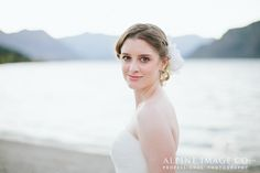 Beautiful natural bride, Wanaka Elopement Wedding - photography by @alpineimageco, makeup by Gena Bagley, planned by www.boutiqueweddingsnz.com Elopement Wedding, Elope Wedding, Bridal Makeup, Wedding Photography, Bride, Natural, Beautiful, Wedding Bride, Bridal