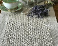 Natural 'Huck' Table Runner – Artisan Handwoven Textiles For You And Your Home Lace Runner, Lace Table Runners, Crochet Table Runner, Farmhouse Tablecloths, Farmhouse Table Runners, Farmhouse Decor, Coffee Table Runner, Summer Table Decorations, Holiday Tables
