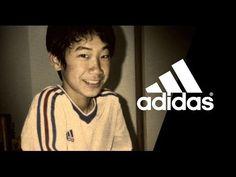 Japan National Football Team サッカー日本代表 - #allin or nothing -- adidas Football - YouTube