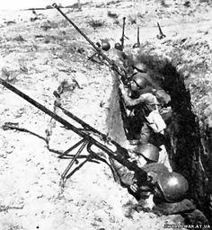Советские бронебойщики против асов Люфтваффе длиннопост, ссср, Германия, Великая Отечественная война, вторая мировая война, Война, Авиация, ПВО