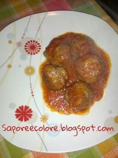 Le polpette della nonna saporeecolore.blogspot.com