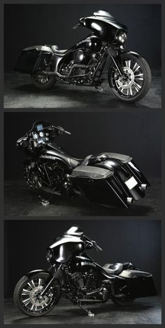 Bad Land 'Grand Funk' 2010 Harley-Davidson FLHX Bagger Custom (Re-Take).    http://badland.net/hd-custom/harley-davidson-2010-flhx-bagger-custom-re-take/