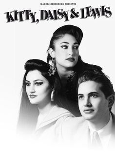 Kitty, Daisy & Lewis. So young and so cool!
