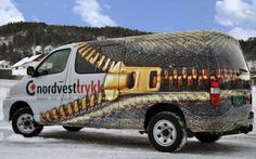Vehicle Graphics Design Promotional Amp Awards