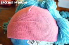 Easy Raggedy Yarn Wig Tutorial - U Create Raggedy Ann Costume, Old Lady Costume, Mad Hatter Costumes, Mad Hatter Hats, Mad Hatters, Halloween Crafts For Toddlers, Toddler Halloween, Halloween Ideas, Crazy Hat Day