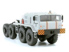 MAZ 537 МЧС Russian Federation Ministry Of Emergencies Heavy Truck scale model