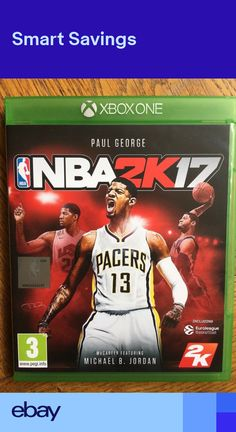 4d500b401 NBA 2K17 (unsealed) - Xbox One UK Release New!