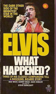 Elvis biography book cover