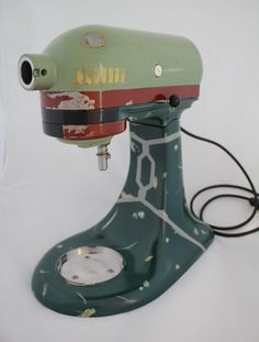 Boba Fett Kitchenaid! This is just... I can't even...