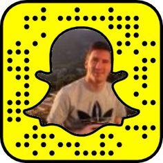 Lionel Messi's Snapchat Code #messi #snapchat #snapcode #lionelmessi