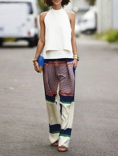 Lovely casual summer fashion looks street style, street style trends, edito Fashion Mode, Look Fashion, Womens Fashion, Fashion Trends, Fall Fashion, La Fashion Week, Net Fashion, Fashion Black, Modern Fashion