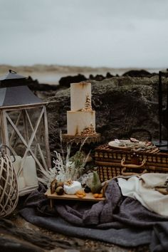 For a bride to find ideas for her alternative rustic beach wedding. Create the perfect simple outdoor wedding that is unique and special Beach Elopement, Elopement Wedding, Elope Wedding, Wedding Shoot, Devon Beach, Rustic Boho Wedding, Days In February, Wedding Decorations, Table Decorations