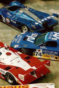 1994 Le Mans Parc Ferme