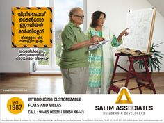 Salim Associates, Introduces Customizable Flats and Villas in Thrissur and Guruvayur