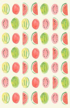 Melons - Lea Carey