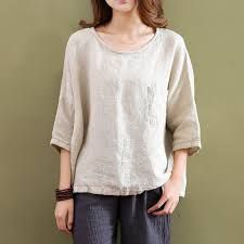 Image result for linen tee shirt pattern