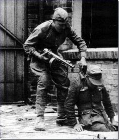 1945 end of April Berlin