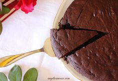 Torta al cacao vegan