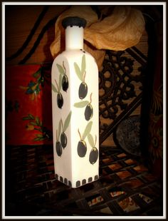 Olive Oil Dispenser for your Valentine by BajaGypsy on Etsy
