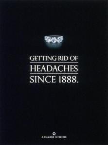 Getting rid of headaches [since 1888]