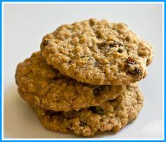 Anna Olson's The BEST Oatmeal Cookies