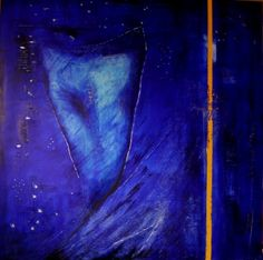 Emerging From Blue 150x150 (sold)