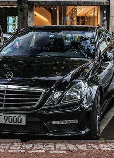 Mercedes E-class W 212