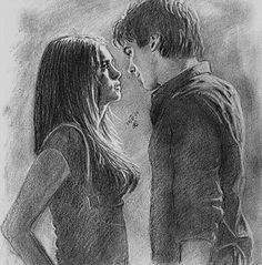 Fantastic drawing...Delena. (61) Twitter