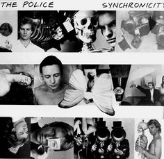 The Police - Synchronicity (Released June 1, 1983)