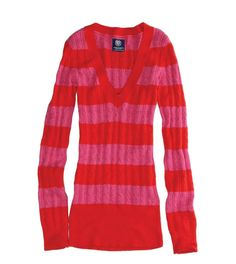 AE Striped Sweater