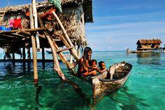 Malaysia- Sea Gypsies | bajau laut